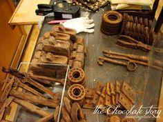 Belgium, the chocolate story - chocolate tools #travelingilove #brussels #chocolate #shop
