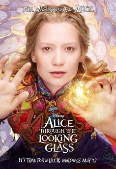 'Alice Through The Looking Glass' Spoilers: New Trailer For Film Featuring Alan Rickman's Narration Unveiled [VIDEO]