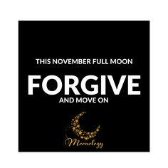 November 2015 Full Moon