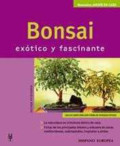 Bonsai - Pfisterer, Jochen.  Cómo formar y cuidar tu bonsai.  De las regiones mediterráneas a los trópicos: los bonsais te permiten introducir en casa la naturaleza en formato reducido. Descubre la variedad de formas de estos árboles en miniatura. Esta guía te indica lo que has de tener en cuenta para formar y cuidar tus bonsais.  Dar forma como un profesional: numerosos ejemplos de los diversos estilos.  Un método práctico: todos los procesos explicados paso a paso, con sugerencias [...]