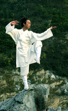 tai chi -Wudang, China