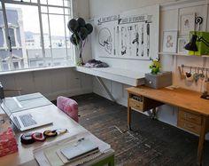Dear Colleen design studio (Via decor8)
