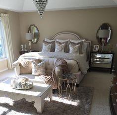 48 Inspiration Home Decor Ideas To Rock Your Next Home - Interior Design Cozy Bedroom, Dream Bedroom, Home Decor Bedroom, Diy Home Decor, Master Bedroom, Bedroom Ideas, Bedroom Inspo, Inspire Me Home Decor, Home Decor Instagram