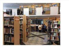Tullängsgymnasietsbibliotek_Åsa_Norlund Divider, Room, Furniture, Home Decor, Bedroom, Decoration Home, Room Decor, Rooms, Home Furnishings
