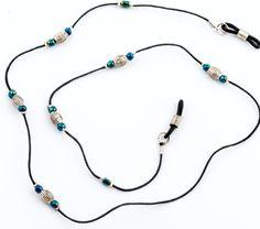 Cordon porte lunettes 'les petits tonneaux' : Lunettes, lunettes de soleil, cordons par creations-d-aline