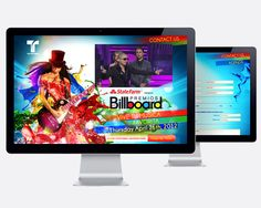 Premios Billboard Awards | Brightspot Creative