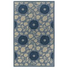 Capel Rugs WILLIAMSBURG Penelope Tufted Wool Rug @capelrugs @wmbgbrand