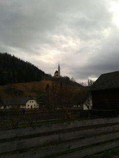 17.04.2014 - Regenspaziergang in Tamsweg