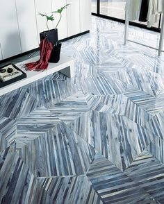 Product: Kauri Tasman Blue Create an awe-inspiring space with this incredible #PorcelainTile.