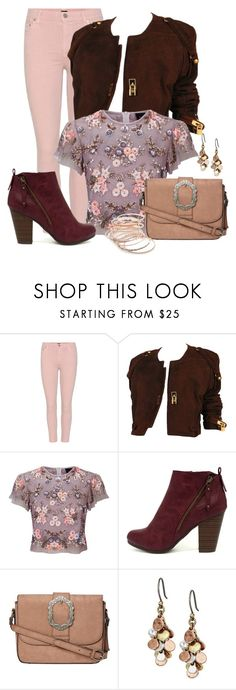 """""""His lyrics ° Her favorite song"""" by fashionvictim1989 ❤ liked on Polyvore featuring Citizens of Humanity, Moschino, Needle & Thread, Breckelle's, Dorothy Perkins, Lucky Brand, Red Camel, Pink, red and booties"""