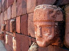 Ancient city of Tiahuanaco in Bolivia , photo by: EttaRM2, used under Creative Commons License(By SA 3.0)