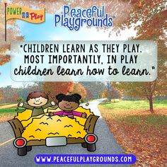 "The Power of Play! ""Children learn as they play. Most importantly, in play children learn how to learn."" -O. Fred Donaldson. We have products that make exercise and play the easiest option for kids - get them active at school with our recess program!   (scheduled via http://www.tailwindapp.com?utm_source=pinterest&utm_medium=twpin&utm_content=post115065573&utm_campaign=scheduler_attribution)"