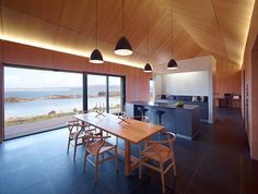 Vivienda Borreraig / Dualchas Architects