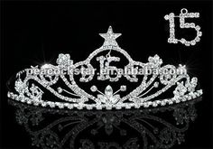 alibaba peacock crowns | ... 15 & 16 Tiara,Star Tiara,Quinceanera Tiara Product on Alibaba.com