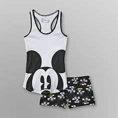 Mickey Mouse Pj Set $19.20 (Sears.com)