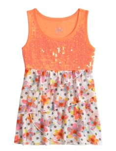 RUFFLE BABYDOLL TOP | GIRLS TANKS CAMIS CLOTHES | SHOP JUSTICE