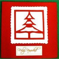 Albero di Natale Stilizzato (cod. 4251)