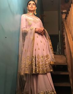 35 New Ideas Fashion Sketches Indian Salwar Kameez Eid Outfits, Bridal Outfits, Indian Wedding Outfits, Indian Outfits, Wedding Dresses, Pakistani Dresses, Indian Dresses, Pakistani Sharara, Lehenga Dupatta