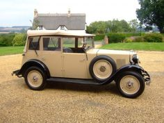 Armstrong Siddeley 12/6 Tourer 1935