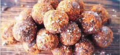 Almond Butter Chocolate Protein Balls (They're Raw & Vegan!) - mindbodygreen.com