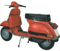 The legendary mk1 P200E. Best scooter of all time!