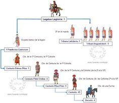 Only eight officers in a fully officered legion outranked the primus pilus: The legate (lēgātus legiōnis), commanding the legion; the senior tribune (tribunus laticlavus); the Camp Prefect (praefectus castrorum); and the five junior tribunes (tribūnī angusticlāviī).