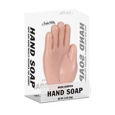 Hand soap from Accoutrements