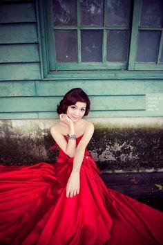 Taipeiroyalwed.tw-red dress