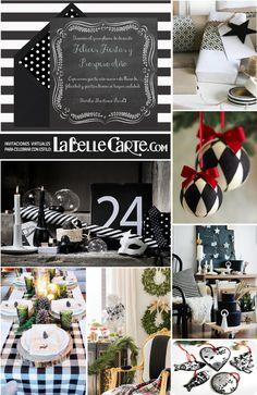 1000 images about decoracion de fiestas para adultos on - Decoracion de mesa para navidad ...