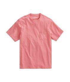 Shop Short-Sleeve Vintage Whale Pocket T-Shirt at vineyard vines
