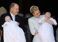 Prins Albert is een trotse vader - Vorsten