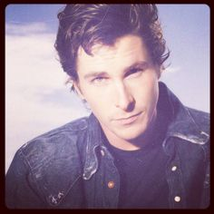 my first love...Christian Bale