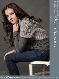 FREE Alpaca Bamboo pattern Q1013 by Queensland Collection-must make