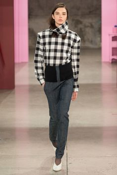 Tibi Fall 2017 Ready-to-Wear Fashion Show Collection