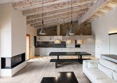 Réhabilitation à La Cerdanya par Dom Arquitectura