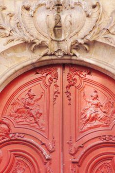 Cool doors & color