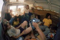 Hugh Holland 1970s Californian Skateboarders 2