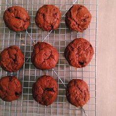 Soft Center Chocolate Cookies by Rachel | Chef Us