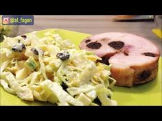 RECETA DE ENSALADA AGRIDULCE 🍏 I ENSALADA HAWIANA 🍍 I ENSALADA CON PIÑA🍗🍍 - YouTube Food Humor, Creative Food, Allrecipes, Kids Meals, Salad Recipes, Potato Salad, Menu, Pasta, Chicken