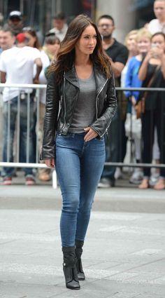 'Teenage Mutant Ninja Turtles' film set_  Megan Fox