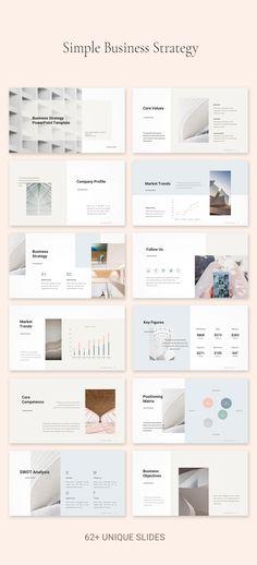 Ppt Design, Simple Powerpoint Templates, Business Ppt Templates, Indesign Resume Template, Powerpoint Design Templates, Mise En Page Portfolio, Presentation Layout, Presentation Slides, Business Proposal