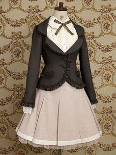 Mary Magdalene classic Lolita with jacket