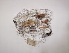Contemporary Basketry: Wire & Mesh by Harriet Goodall