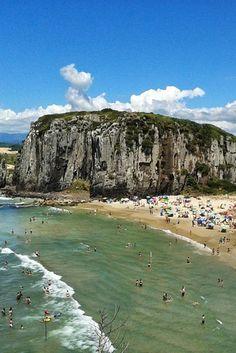 Praia da Guarita, Torres, Rio Grande do Sul, Brasil