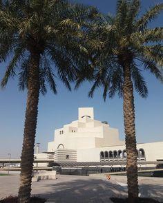 Das Museum of Islamic Art #taipan_katar #katar #doha