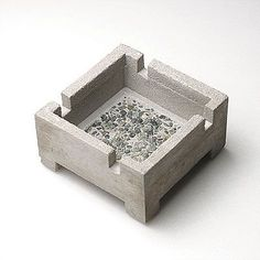 If It's Hip, It's Here: Cement Made Charming: Pull + Push Design Products For The Home