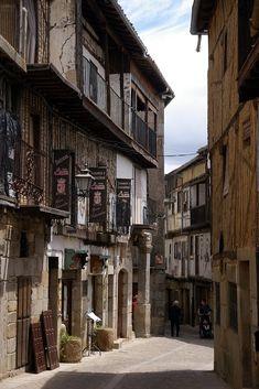 Mogarraz, Salamanca, Castilla y León, Spain