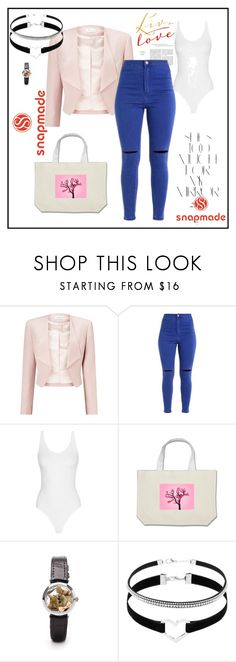 """""""Snapmade6/5"""" by fatimazbanic ❤ liked on Polyvore featuring Precis Petite and Rika"""