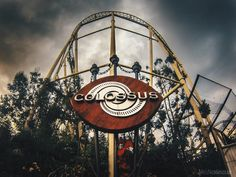 Everything You Need to Know About Thorpe Park's Fright Nights! Thorpe Park, Roller Coasters, Fright Night, South Wales, Parks, Fair Grounds, Autumn, Island, Lifestyle