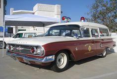 1960 Chevrolet Biscayne Ambulance